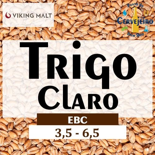 Malte Trigo Viking Wheat Blanc (5 EBC) - Kg