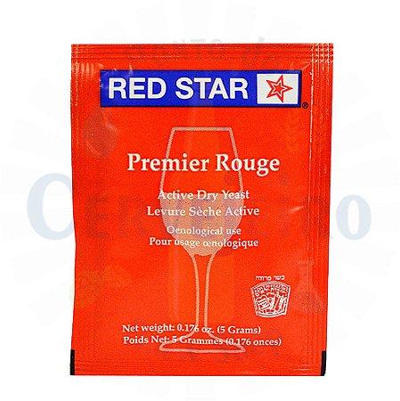 Levedura de Vinho Red Star Premier Rouge 5g