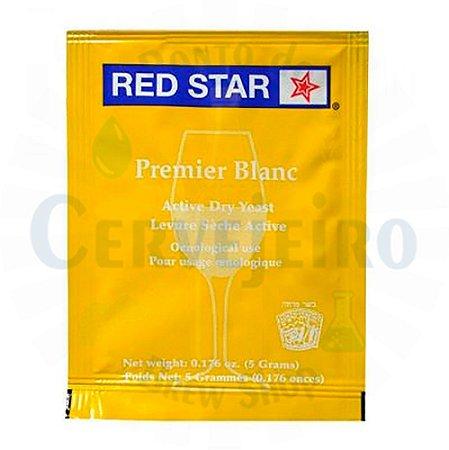 Levedura de Vinho Red Star Premier Blanc