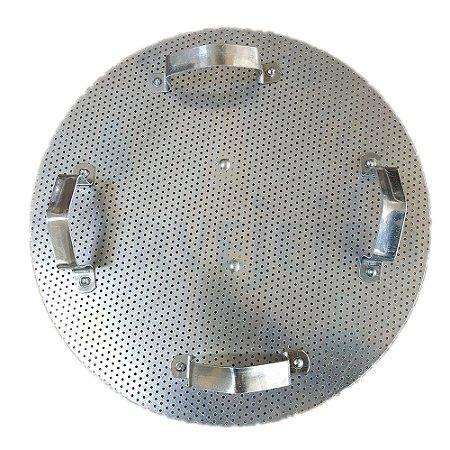 Fundo Falso Alumínio N. 34