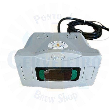 Controlador de temperatura para cerveja MT 512e com Gabinet 220V