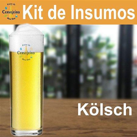 Kit Insumos Kolsch