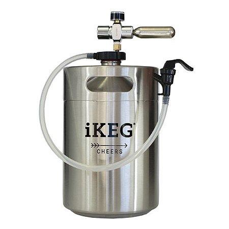 Kit iKeg 5 LT Torneira Plastica