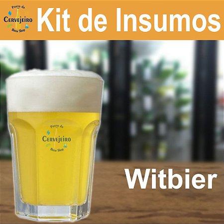 Kit Insumos Witbier Ponto