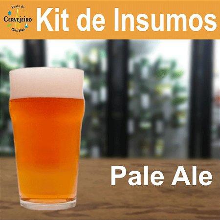 Kit Insumos Pale Ale Ponto