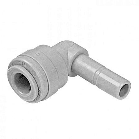 "DMFIT - Conexao rapida uniao cotovelo tubo 3/8"" x pino 3/8"""