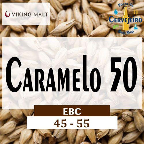 Malte Caramelo 50 Viking (50 EBC) - Kg
