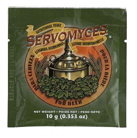 Servomyces - Nutriente para Levedura Sache 10g