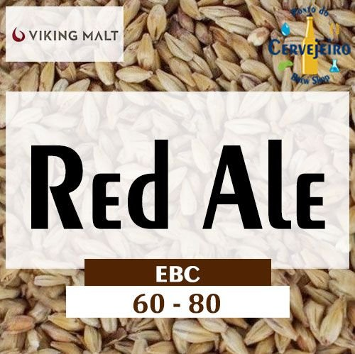 Malte Red Ale Viking (70 EBC) - Kg