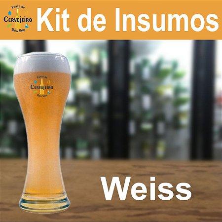 Kit Insumos Weiss Ponto
