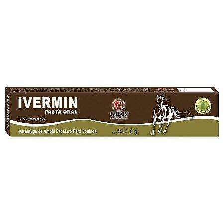 IVERMIN PASTA ORAL 6 G
