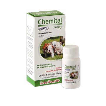 CHEMITAL PUPPY 20 ML