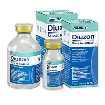 DIUZON INJ 10 ML