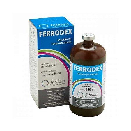 FERRODEX 250 ML