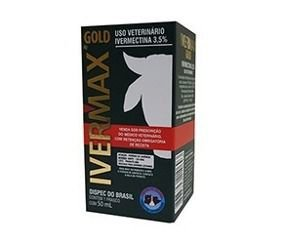 IVERMAX GOLD 50 ML