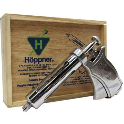 Estojo Completo Hoppner - Pistola 50 ml