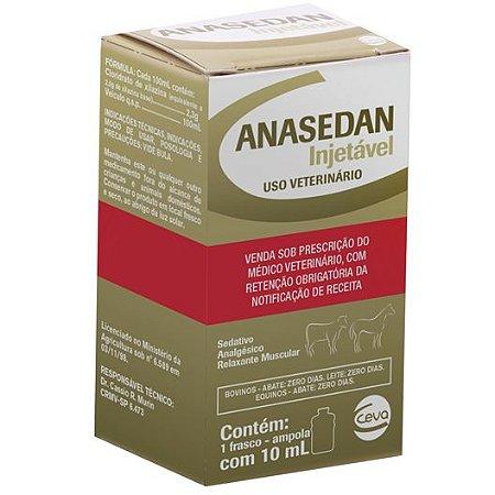 Anasedan Injetavel 10 ml