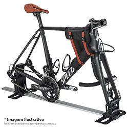 Suporte Alumínio para  Fixar Bike