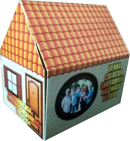 Caixinha Casa da Família - 50 unidades
