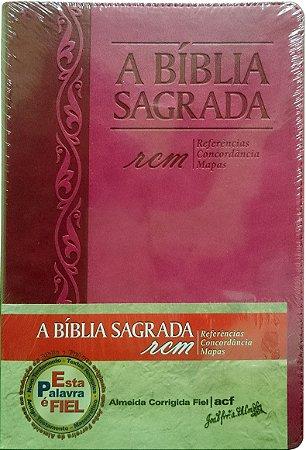 Bíblia Sagrada RCM - ACF - 1unidade