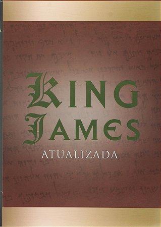 Bíblia King James Atualizada - 1 unidade