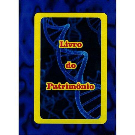 Livro de Patrimônio - 1 un