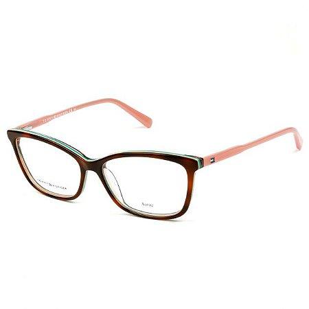 5673dbfcc80ca Armação Tommy Hilfiger TH1318 VN4 - Óculos Center Fábrica de Óculos