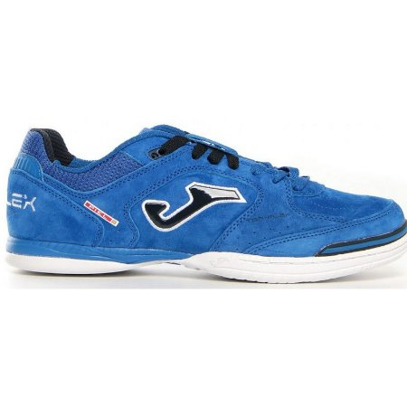 TENIS DE FUTSAL JOMA TOP FLEX 835 - ROYAL - PRETO