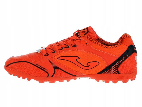 TENIS DE SOCIETY JOMA DRIBLING TURF 808 - CORAL FLUOR