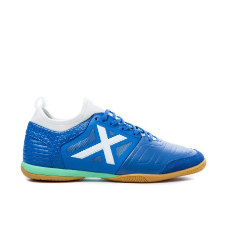 Tênis de Futsal Munich Tiga - Azul