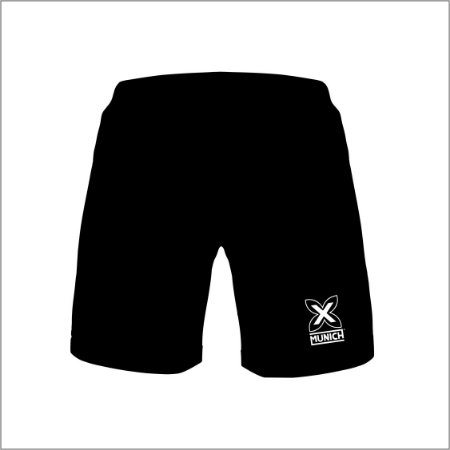 Shorts de Moleton Munich - Preto