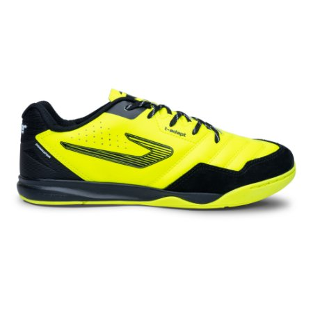 Tenis de Futsal Topper Dominator TD III - AMARELO NEON