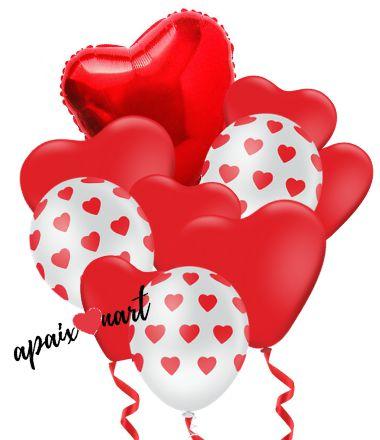 Mix de balões