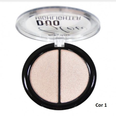 ILUMINADOR GLOW DUO HIGHLIGHTER RUBY ROSE