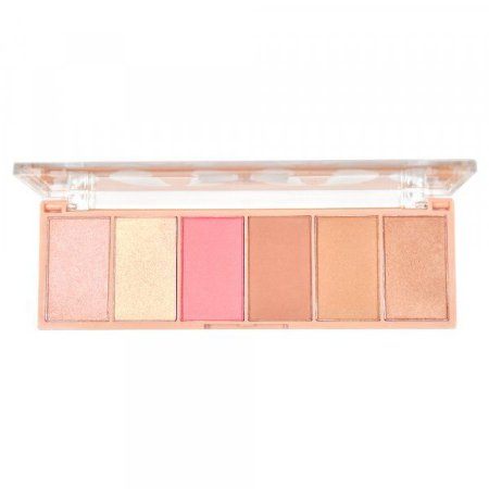 PALETA FACE KIT RUBY ROSE