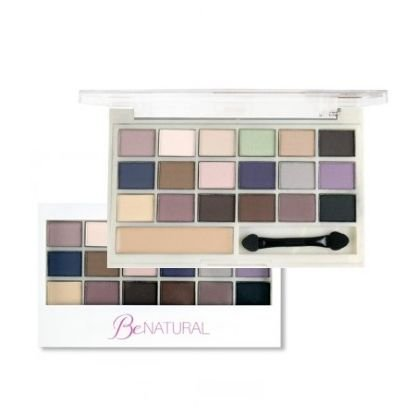KIT PALETA DE SOMBRAS BE NATURAL RUBY ROSE