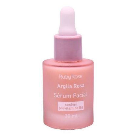 SÉRUM FACIAL ARGILA ROSA RUBY ROSE