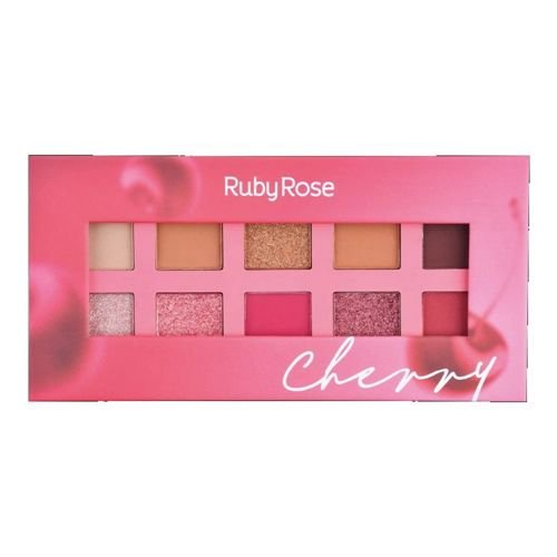 PALETA DE SOMBRAS CHERRY RUBY ROSE