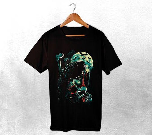Camiseta Old Corvo