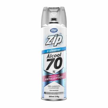 ÁLCOOL 70 SPRAY Z-CLEANER 300ML - MY PLACE