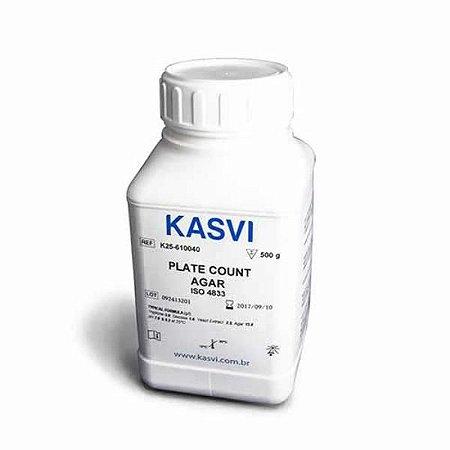 Agar Contagem de Placas (PCA), frasco com 500 gramas, mod.: K25-610040 (Kasvi)