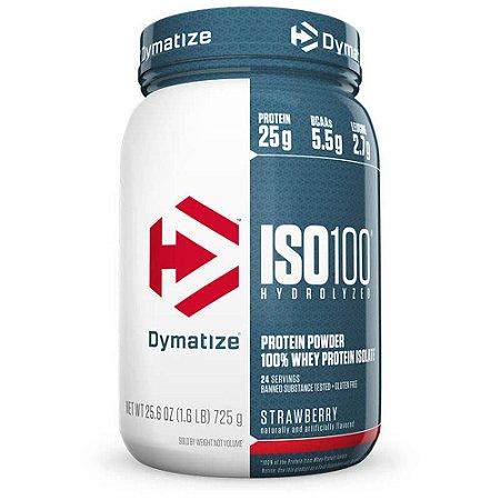 452a72e84 Iso 100 (726g) - Dymatize Whey Protein Hidrolisado Dymatize ...