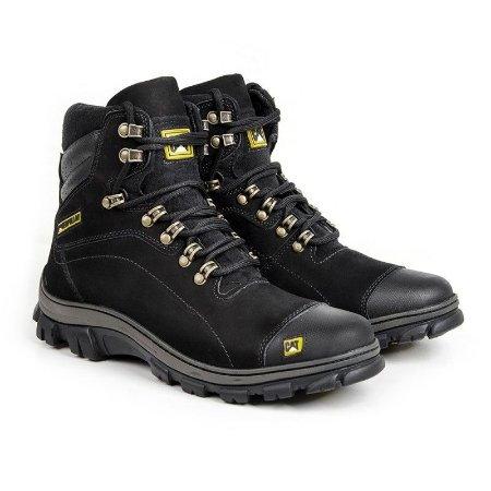 Bota Caterpillar New Shift Preta