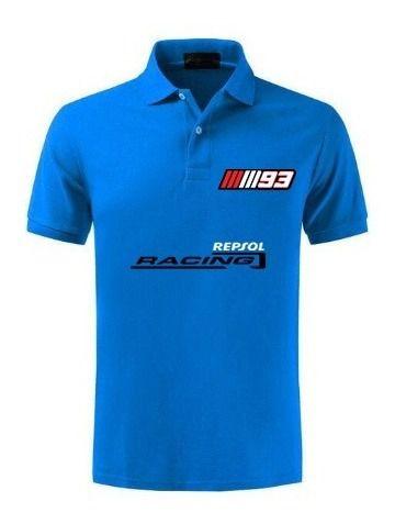 Promoção Camisa Repsol 93