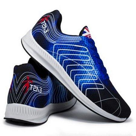 Tênis Esporte East Shoes Cronos Azul