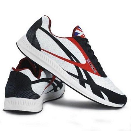 Tênis Esporte East Shoes Jaguar Branco