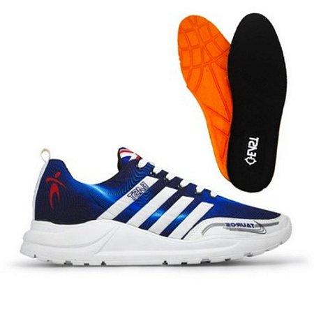 Tênis Esporte East Shoes Tauru Advanced Azul