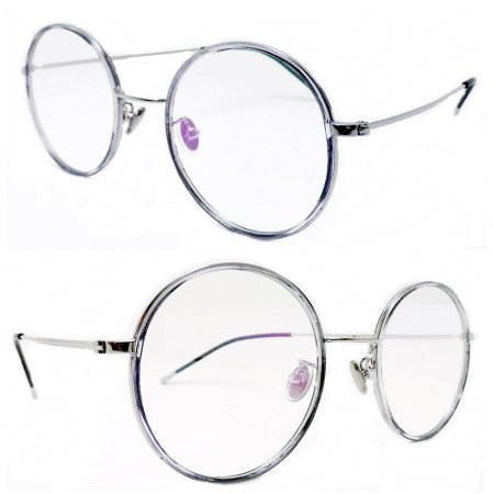 09e2d9f35cac3 Armação oculos para grau redondo grande retro vintage feminino masculino
