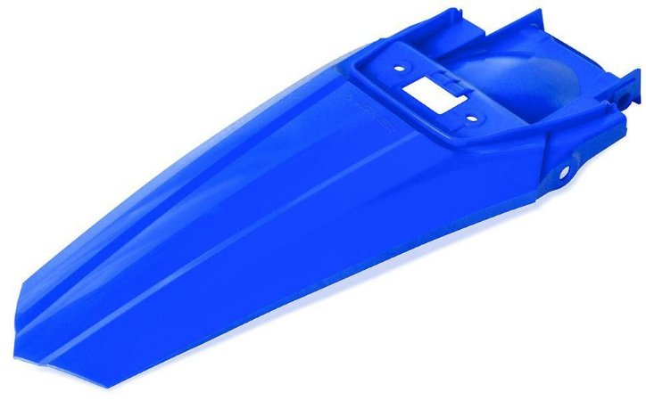 Paralama Traseiro Biker El1te Honda Crf 230 Azul