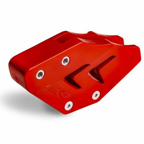 Guia De Corrente Amx Crf 230/CRF250F Bipartido Vermelho